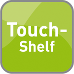 OPTIMUM-Media Touch-Shelf