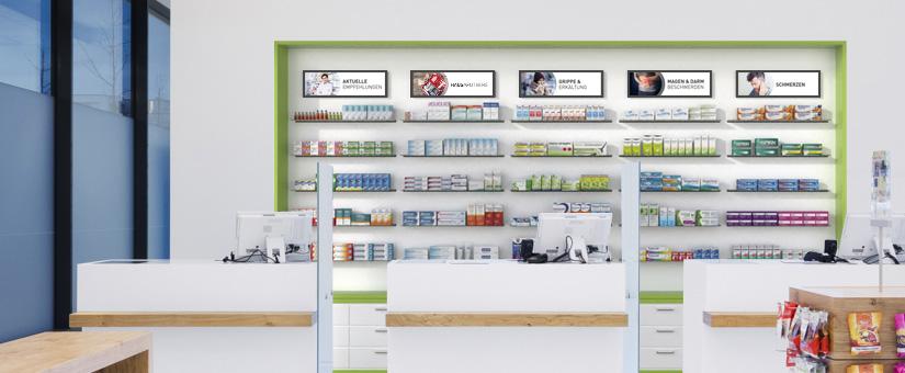 New product: Digital Header Displays for Shelf Labeling