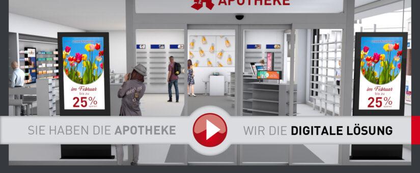 Animation Show-Apotheke